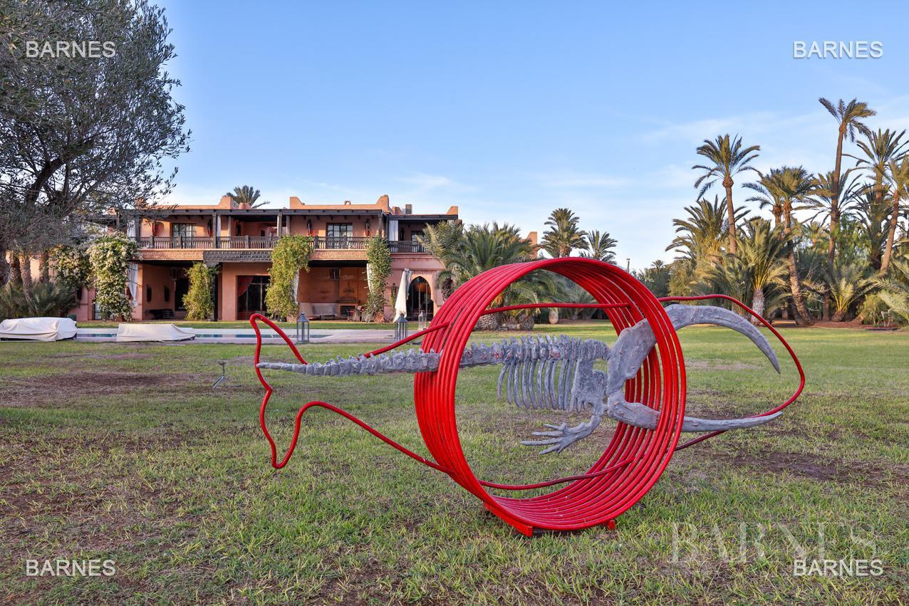 Marrakech  - Maison 7 Pièces 5 Chambres - picture 6
