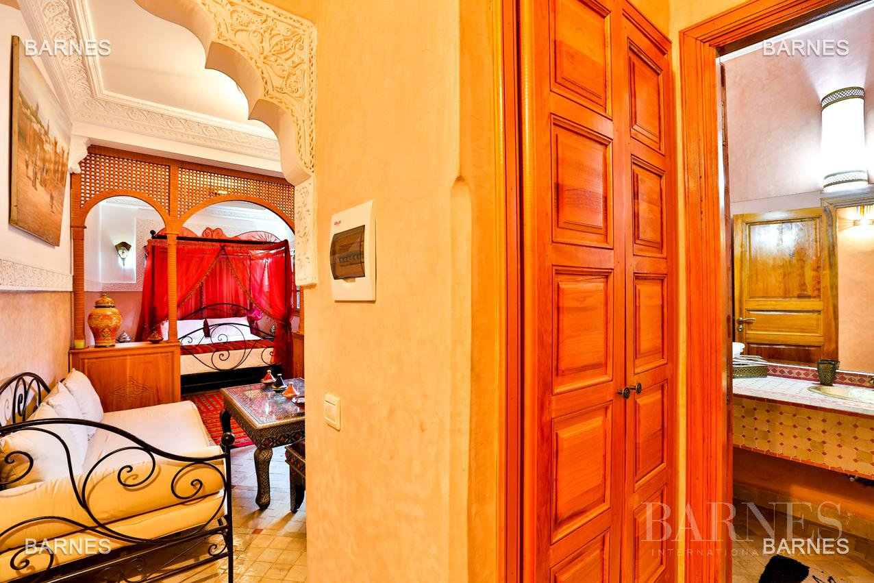 Riad , 6 suites, 6 baths, living room, fireplace , dining room , large pool , jacuzzi , patio, terrace, elevator. picture 1