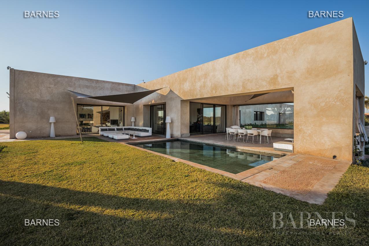 somptueuse villa contemporaine sur un parc de 3 hectares à 30 min de Marrakech picture 6