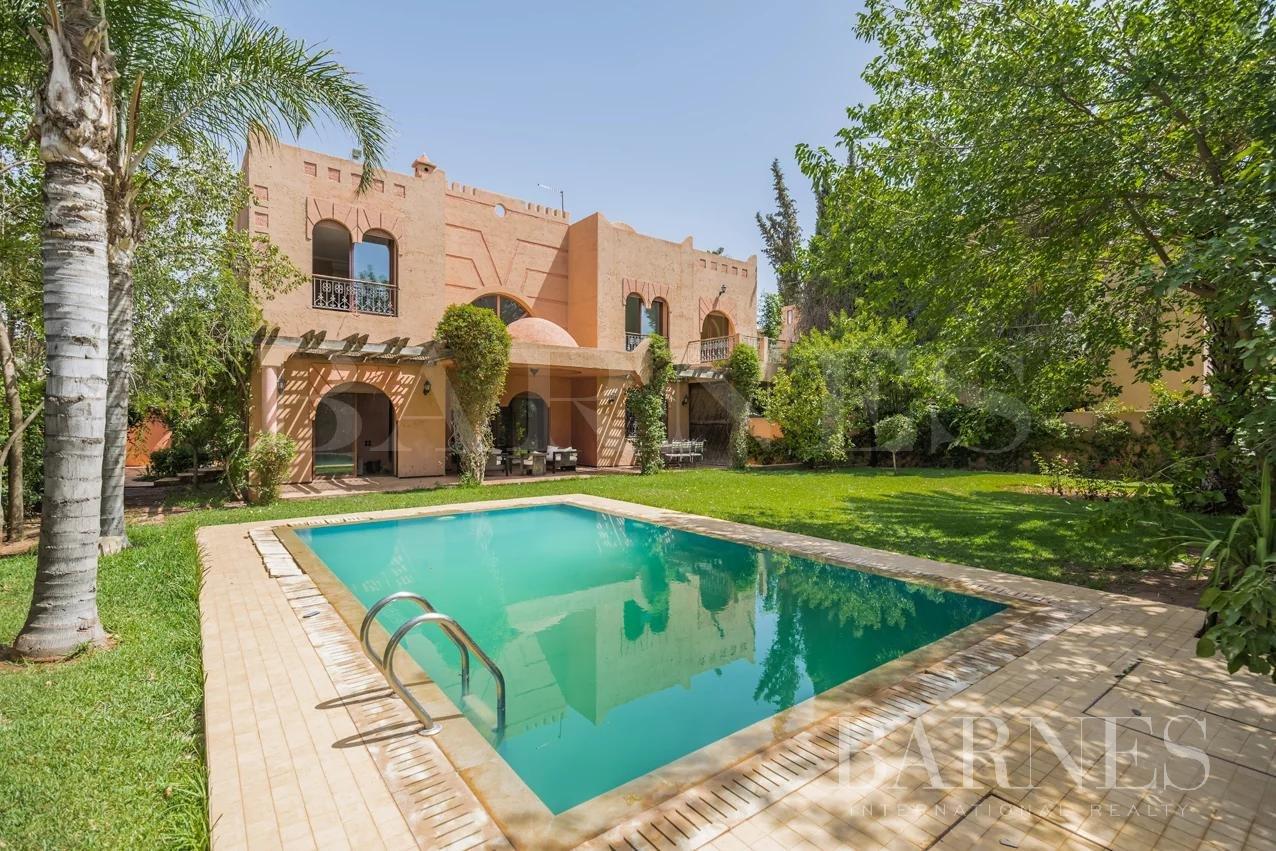 Marrakech  - Maison 5 Pièces 4 Chambres - picture 1