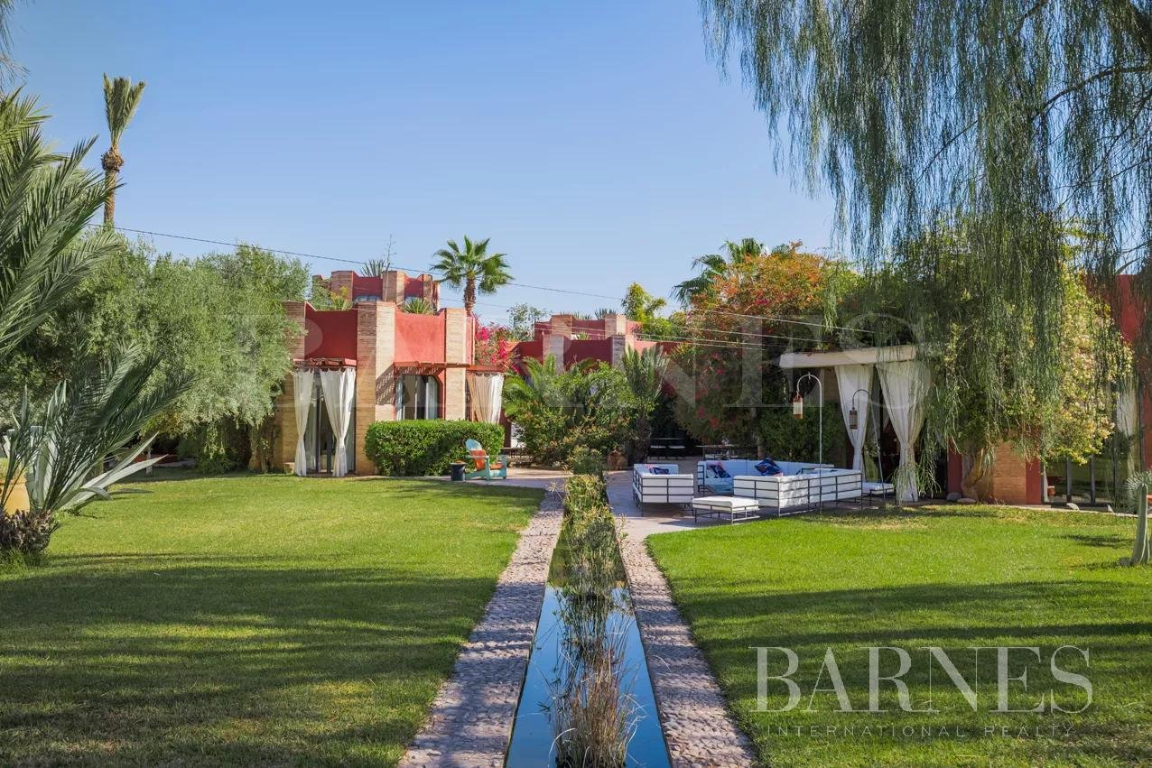Marrakech  - Villa 9 Pièces 6 Chambres - picture 1