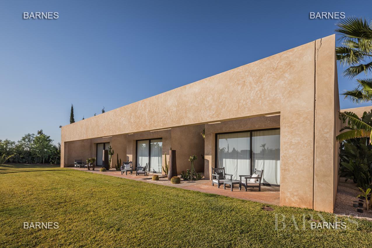 somptueuse villa contemporaine sur un parc de 3 hectares à 30 min de Marrakech picture 12