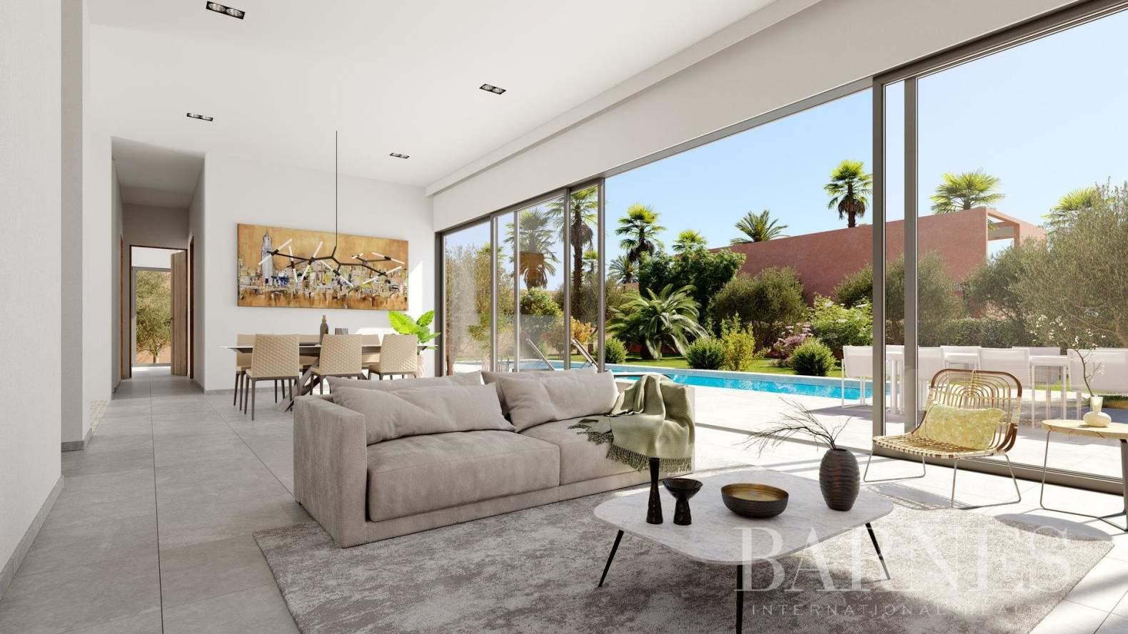 Marrakech  - Villa 6 Pièces 4 Chambres - picture 6