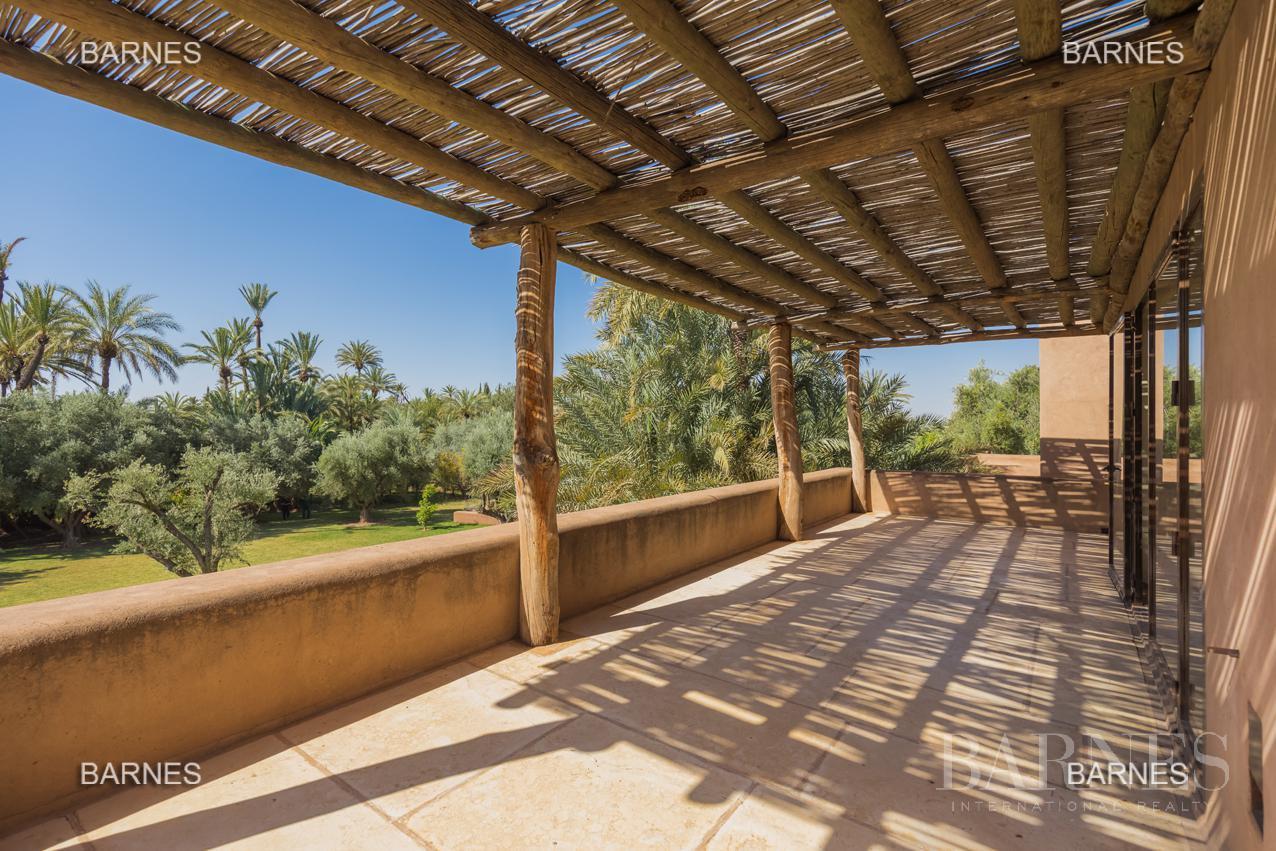propriété de style contemporaine dans la palmeraie  de marrakech sur un parc de 3 hectares de palmier dattier picture 14