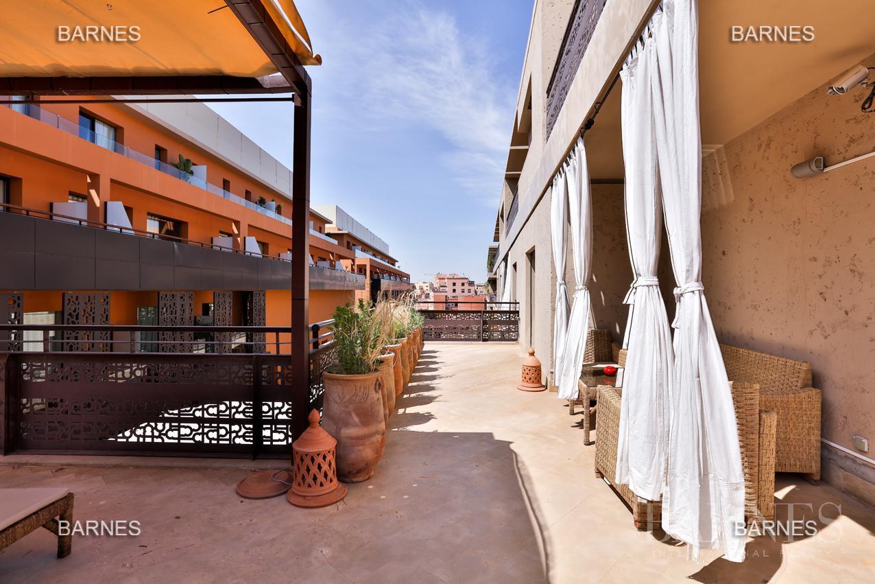 Marrakech  - Appartement 3 Pièces 3 Chambres - picture 7