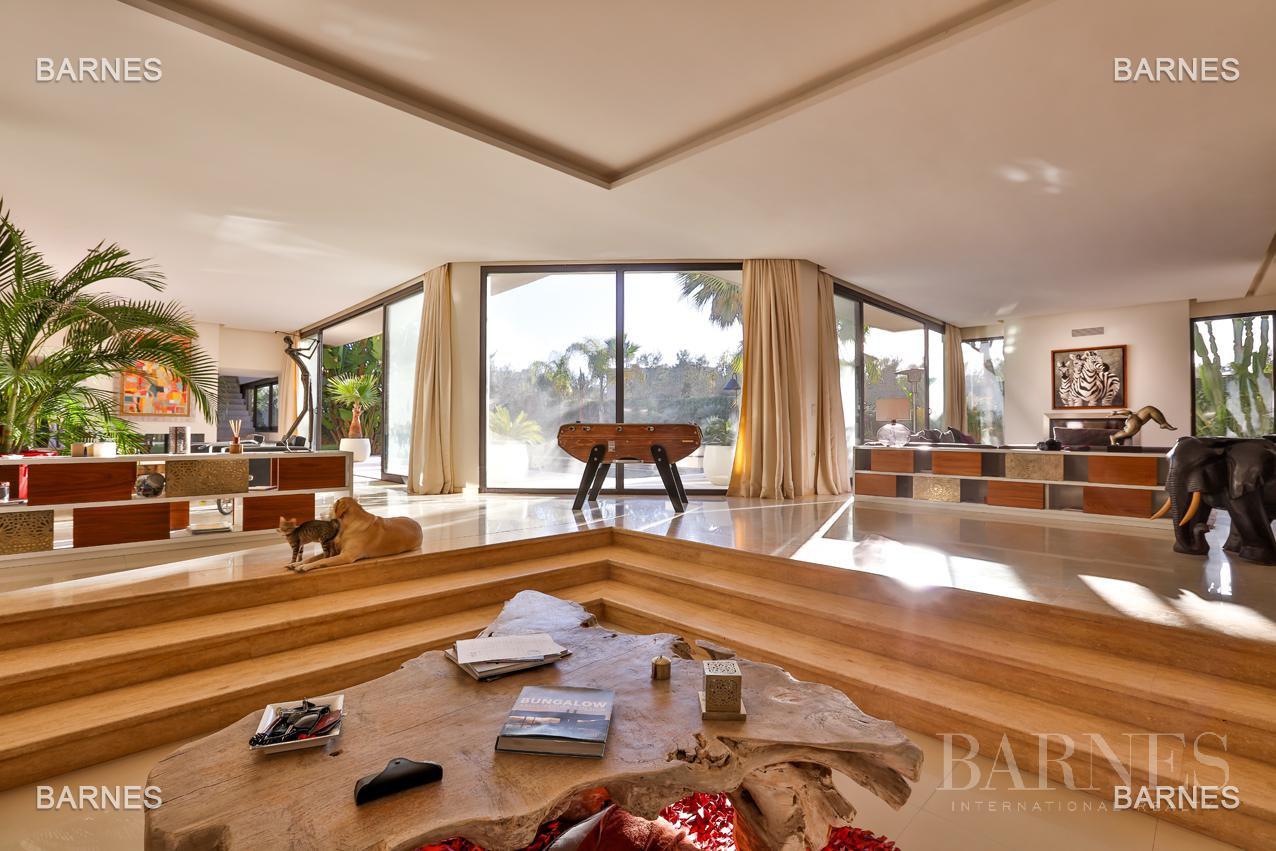 Très belle villa de style contemporaine sur un terrain de 1.000 m² picture 10