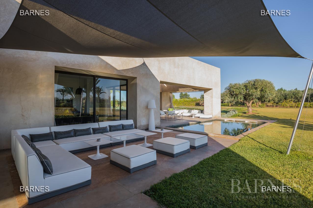 somptueuse villa contemporaine sur un parc de 3 hectares à 30 min de Marrakech picture 5