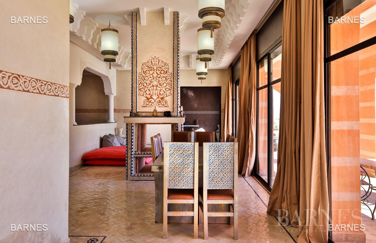 Charming Moroccan villa with unobstructed views of the Atlas Mountains picture 9