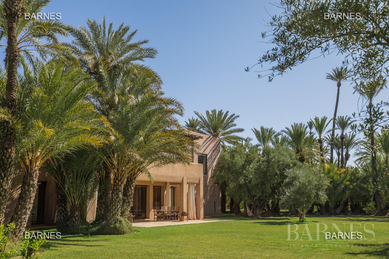 propriété de style contemporaine dans la palmeraie  de marrakech sur un parc de 3 hectares de palmier dattier picture 10