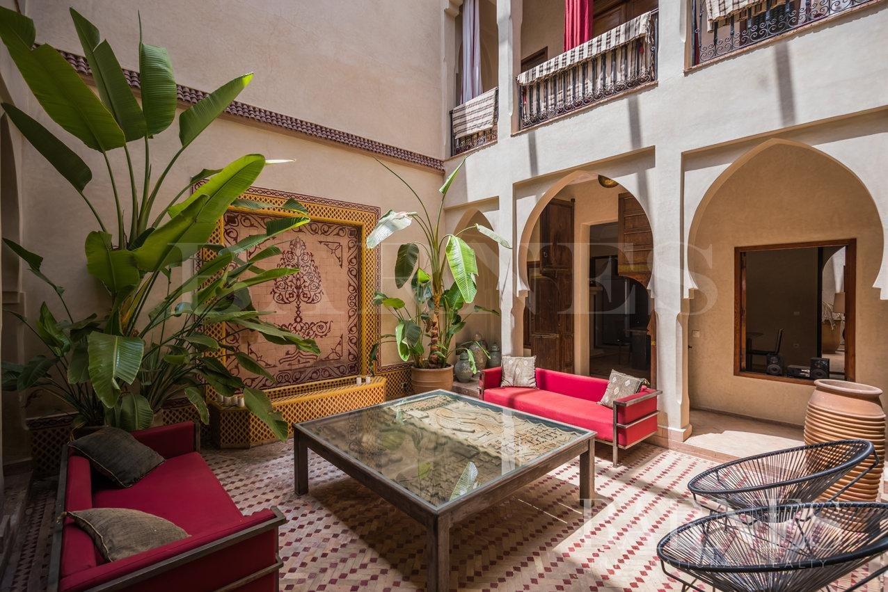 Marrakech  - Riad 8 Pièces - picture 1