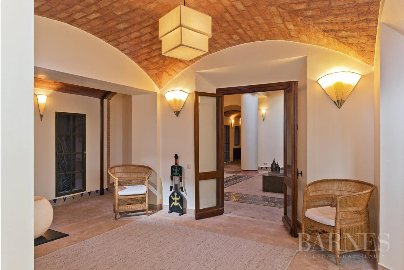 Difficult to imagine a more relaxing retreat this luxury villa for sale Bungalow nestled in the green of the golf Amelkis picture 11