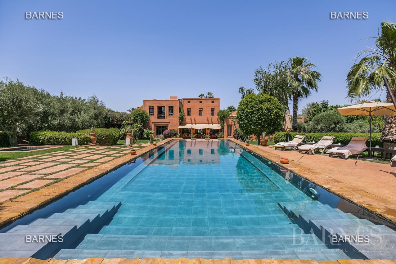 Marrakech  - Maison 8 Pièces 7 Chambres - picture 1