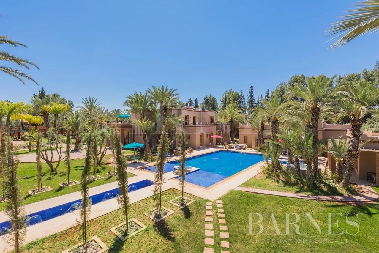 Marrakech  - Maison 9 Pièces - picture 2