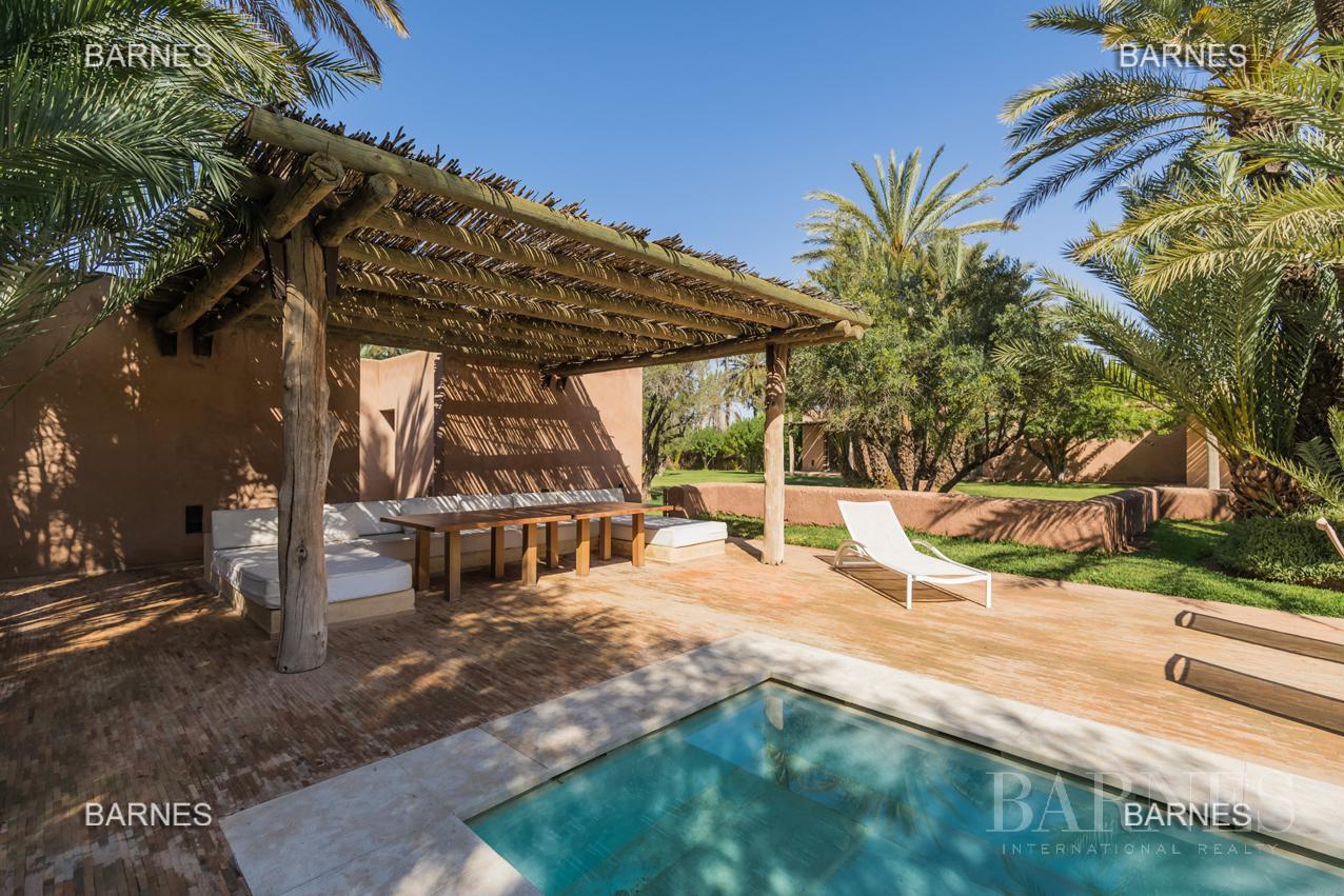 propriété de style contemporaine dans la palmeraie  de marrakech sur un parc de 3 hectares de palmier dattier picture 9
