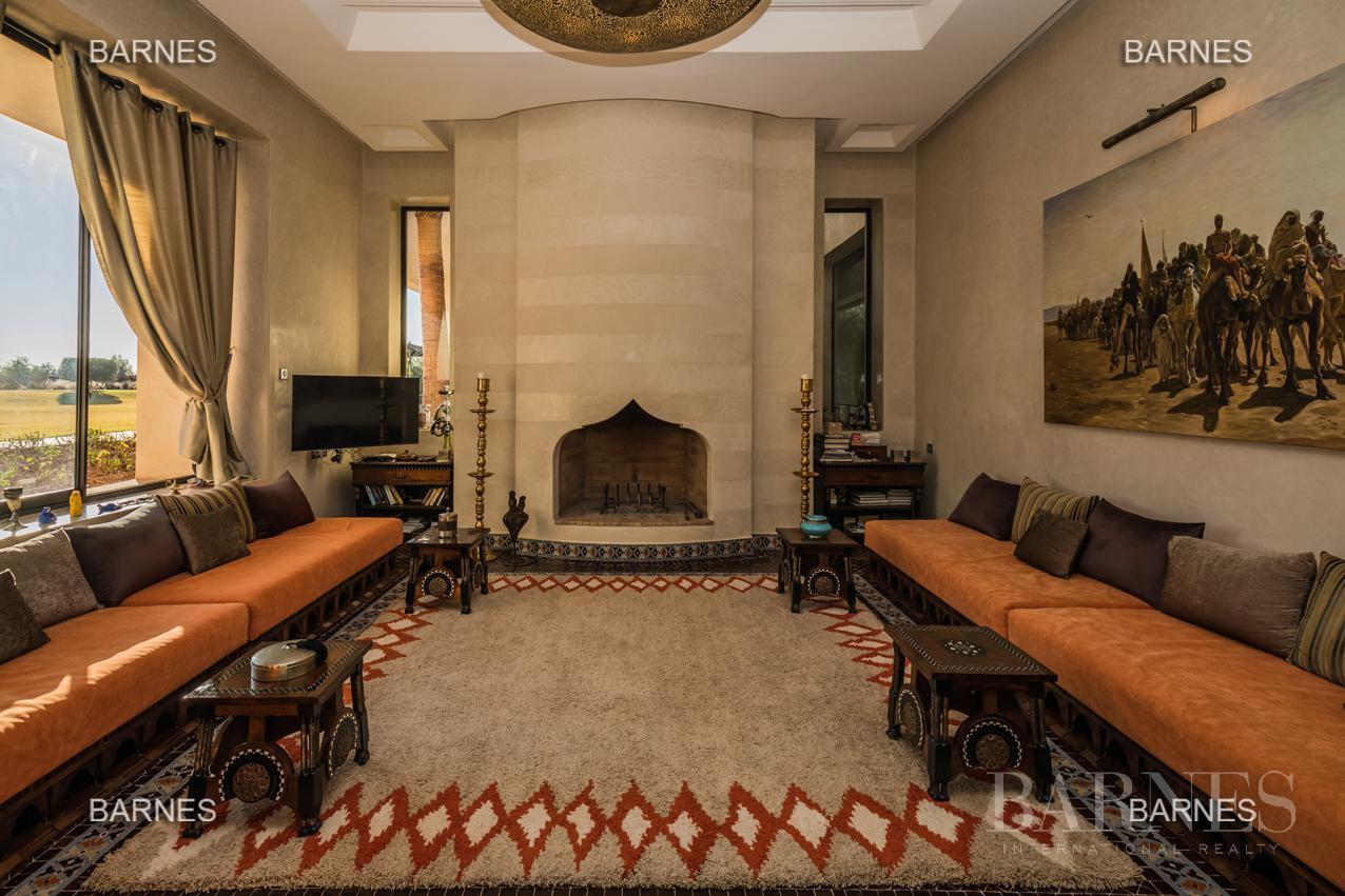 somptueuse villa contemporaine sur un parc de 3 hectares à 30 min de Marrakech picture 2