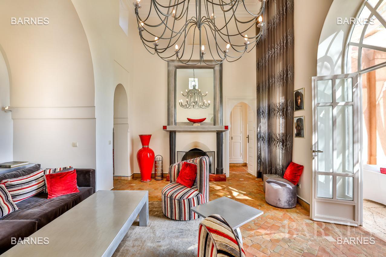 Superbe Villa meublée avec gout signée Charles Boccara dans une résidence sécurisée picture 16