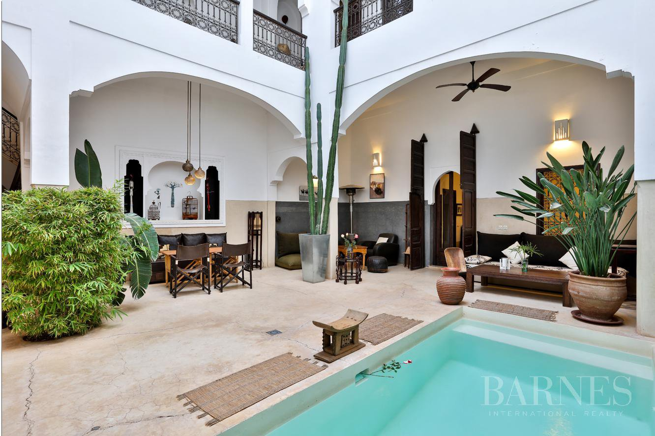 Marrakech  - Riad 5 Bedrooms - picture 1
