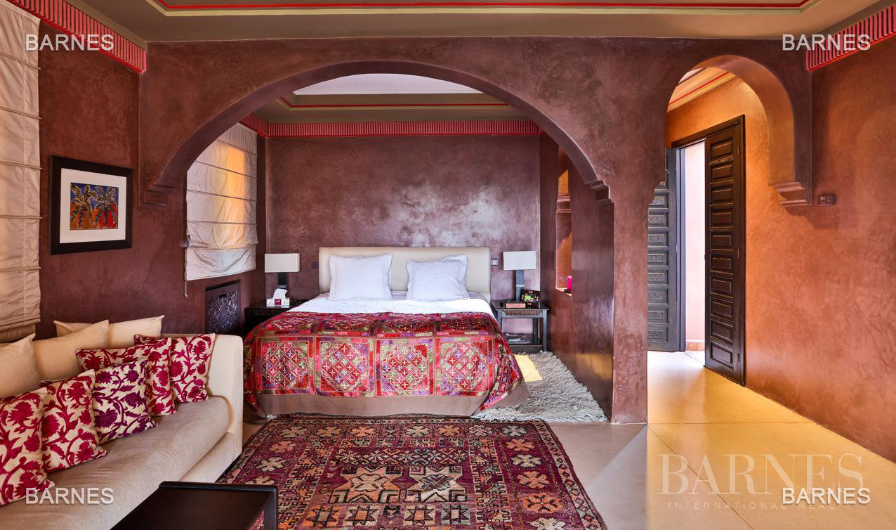 great inspiration Moroccan and European comfort property , nestled in a beautiful 1 hectare to 10 minutes from downtown Park. picture 11