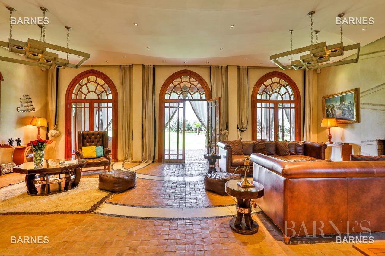Moroccan architecture Villa in a private domain of 6 villas picture 17