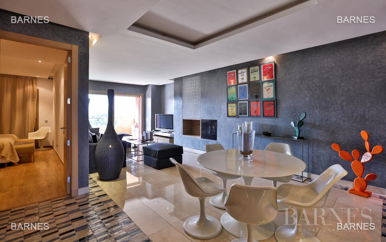 Very beautiful new apartment located in a beautiful golf residence picture 12