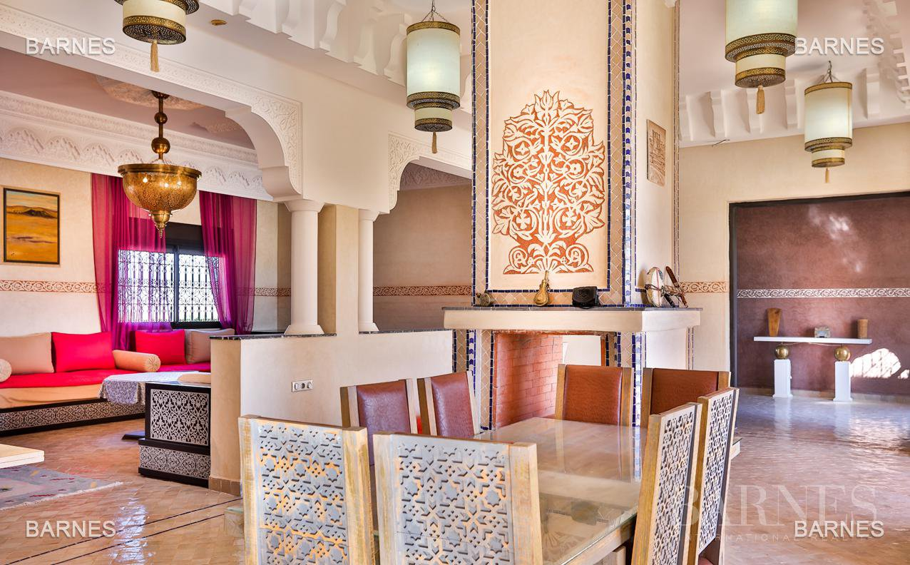 Charming Moroccan villa with unobstructed views of the Atlas Mountains picture 10