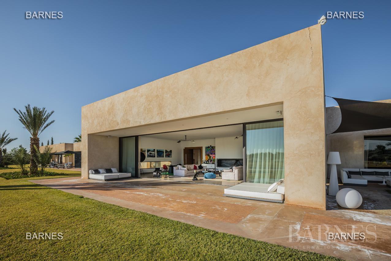 somptueuse villa contemporaine sur un parc de 3 hectares à 30 min de Marrakech picture 4