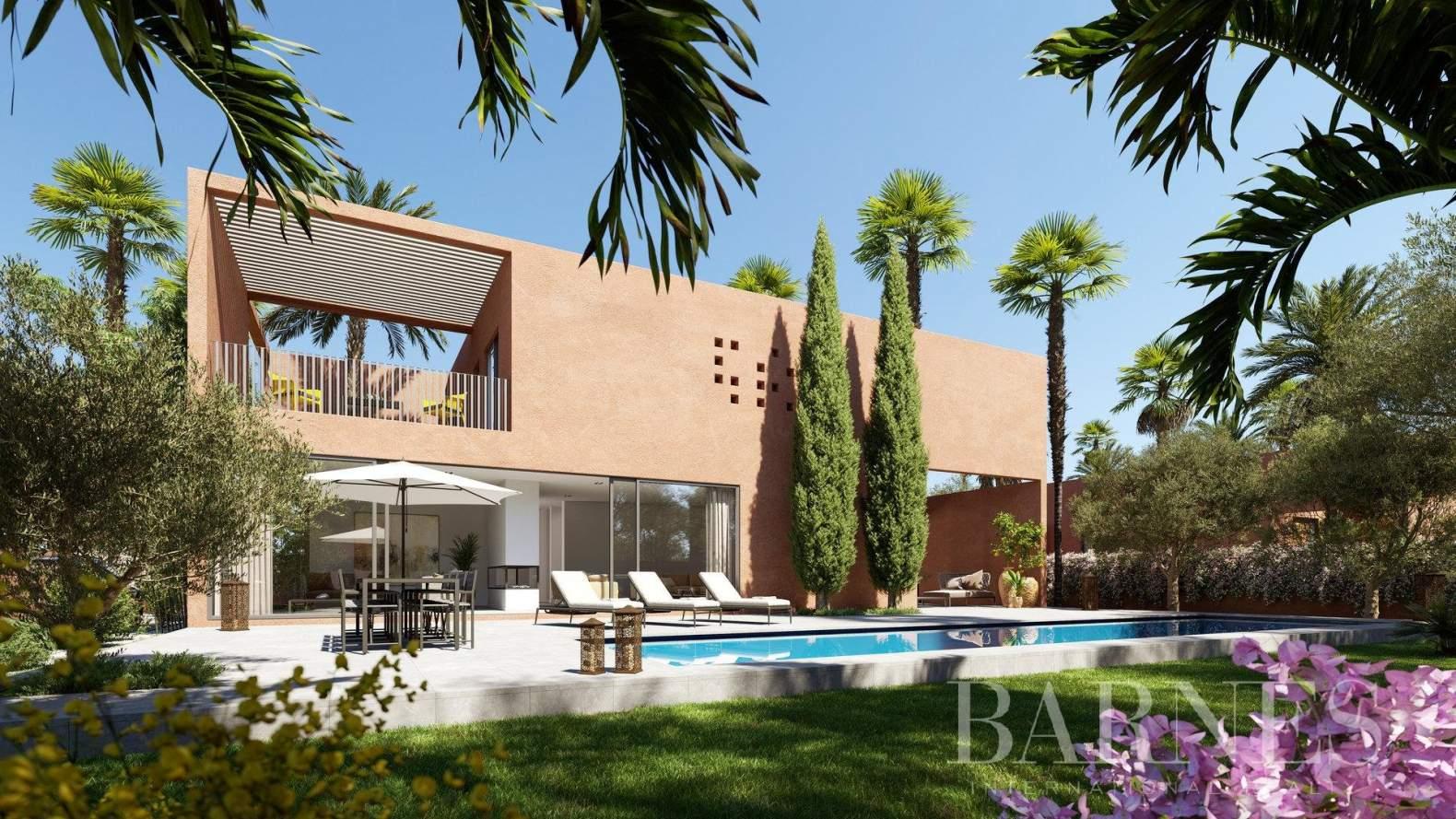 Marrakech  - Villa 6 Pièces 4 Chambres - picture 1