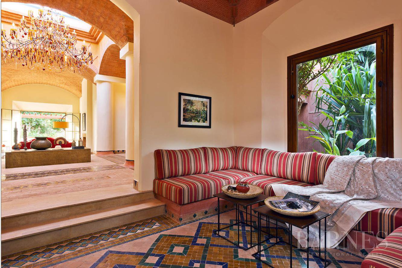 Difficult to imagine a more relaxing retreat this luxury villa for sale Bungalow nestled in the green of the golf Amelkis picture 3