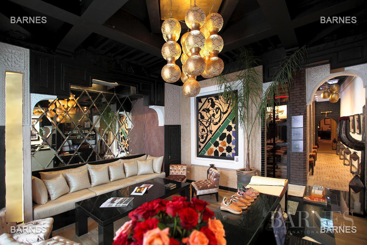 Sumptuous Arab-Andalusian palace + New York-inspired independent loft picture 18