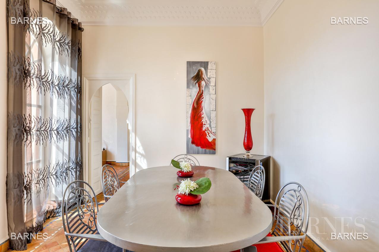 Superbe Villa meublée avec gout signée Charles Boccara dans une résidence sécurisée picture 9
