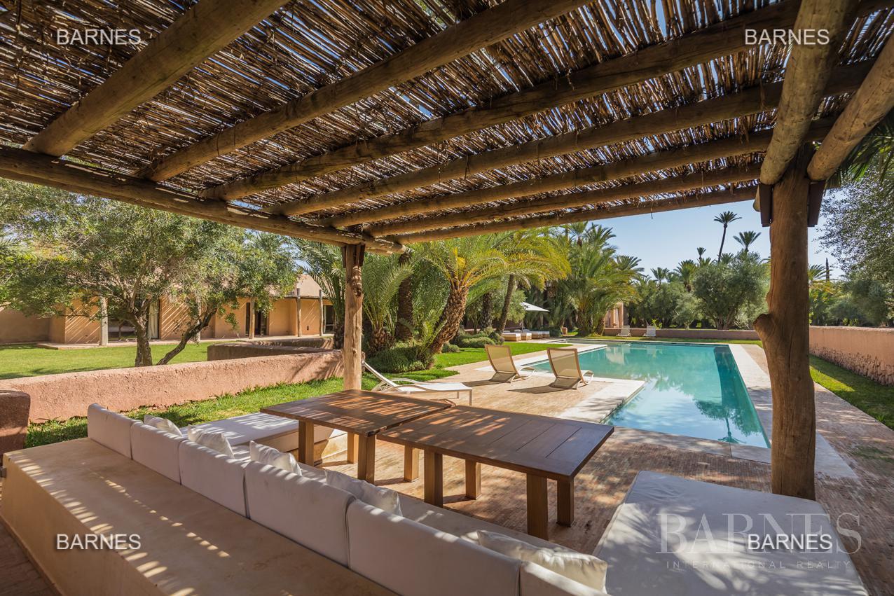 propriété de style contemporaine dans la palmeraie  de marrakech sur un parc de 3 hectares de palmier dattier picture 8