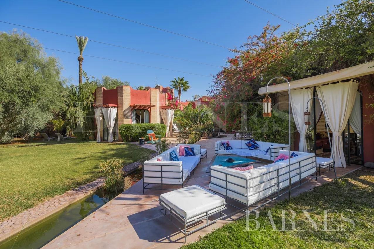 Marrakech  - Villa 9 Pièces 6 Chambres - picture 4