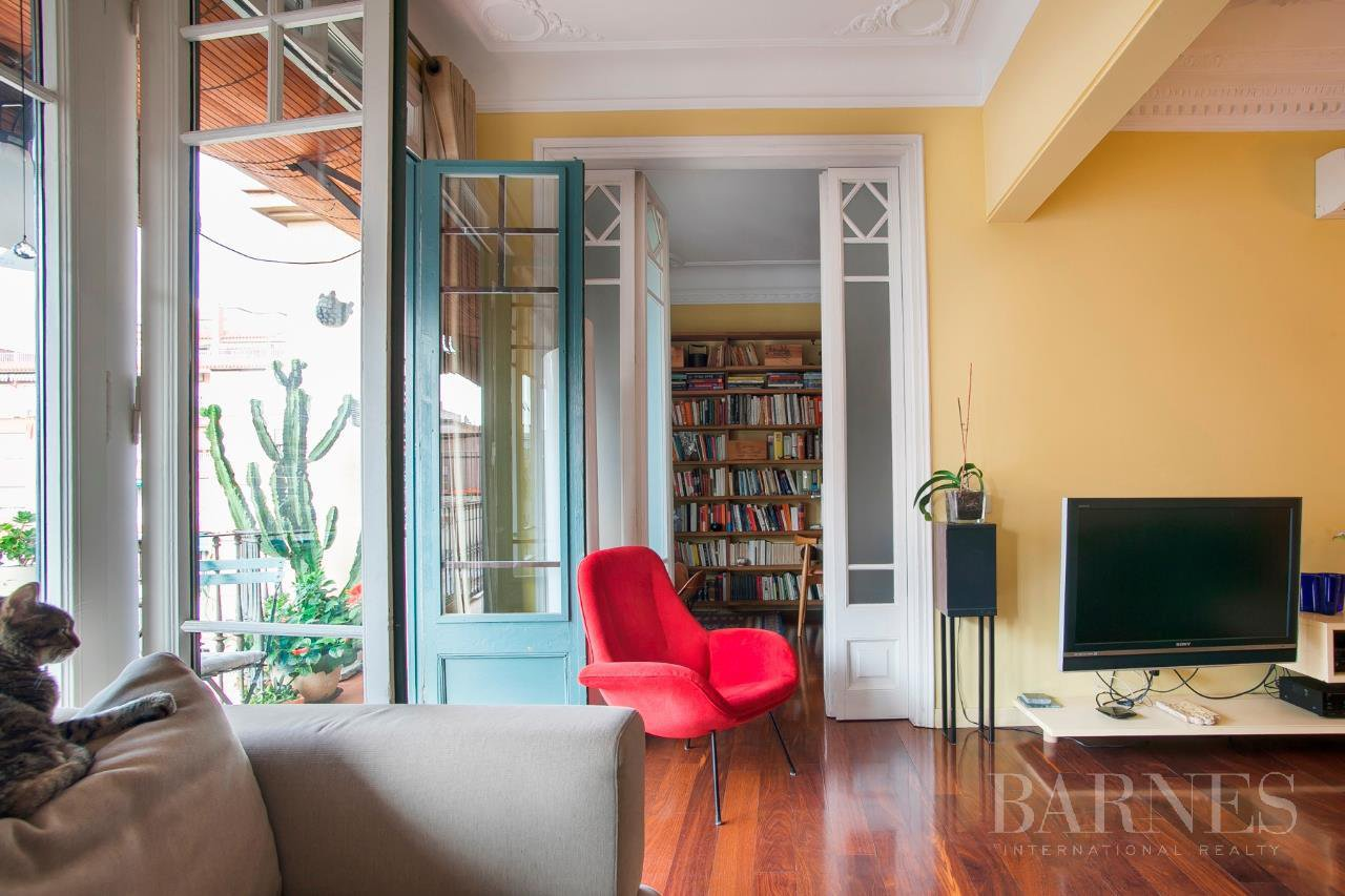 Barcelona  - Appartement 6 Pièces 4 Chambres - picture 6