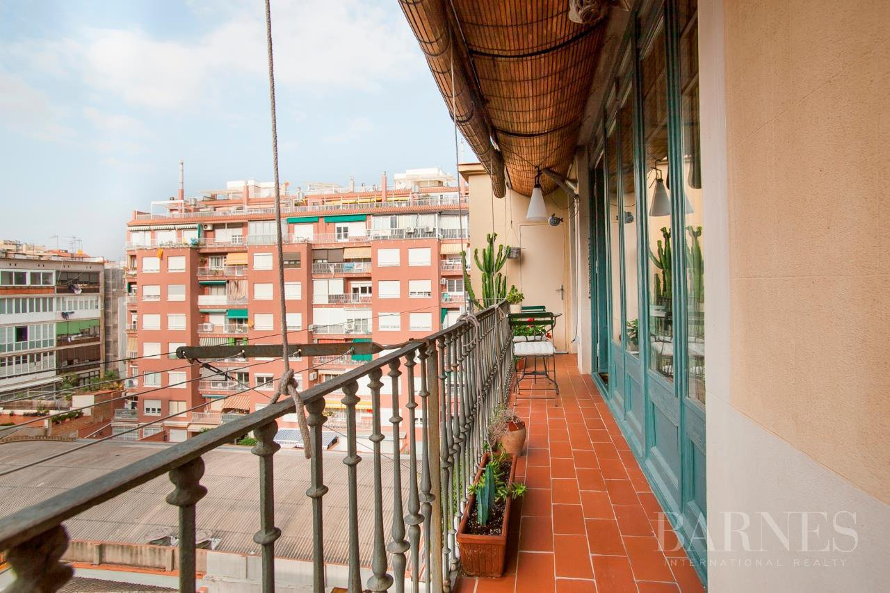 Barcelona  - Appartement 6 Pièces 4 Chambres - picture 13