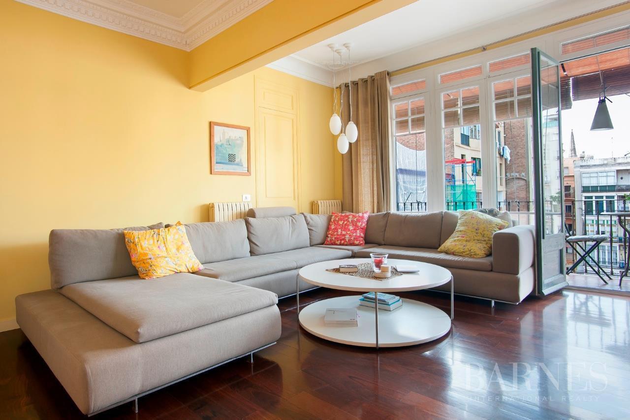 Barcelona  - Appartement 6 Pièces 4 Chambres - picture 2