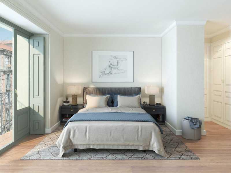 Madrid  - Studio 1 Bedroom