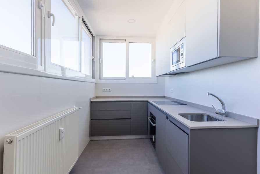 Madrid  - Penthouse 2 Cuartos 2 Habitaciones