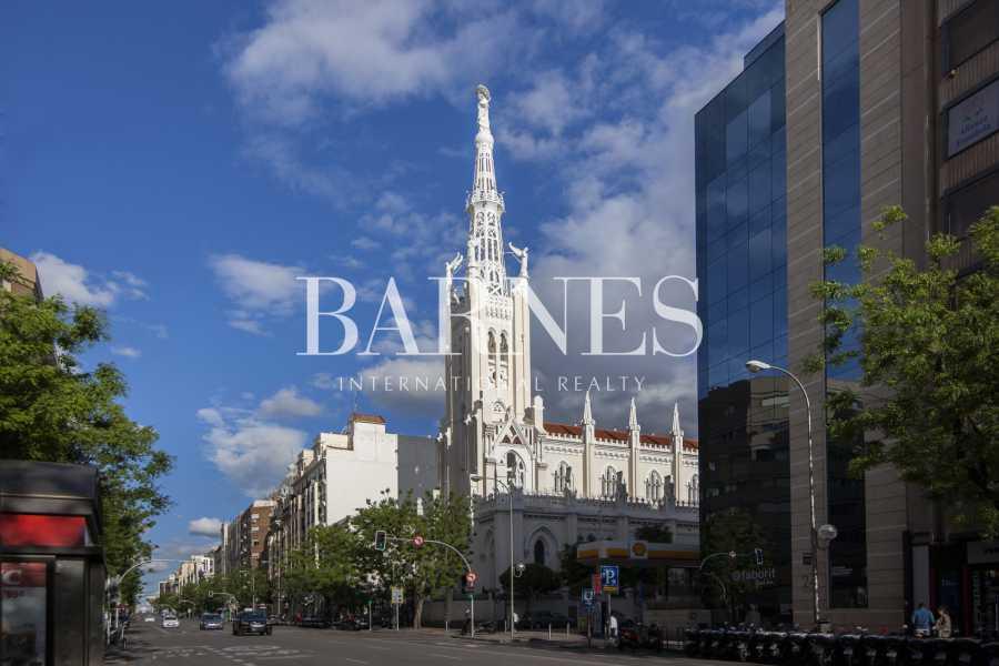 Madrid  - Penthouse 3 Pièces 3 Chambres