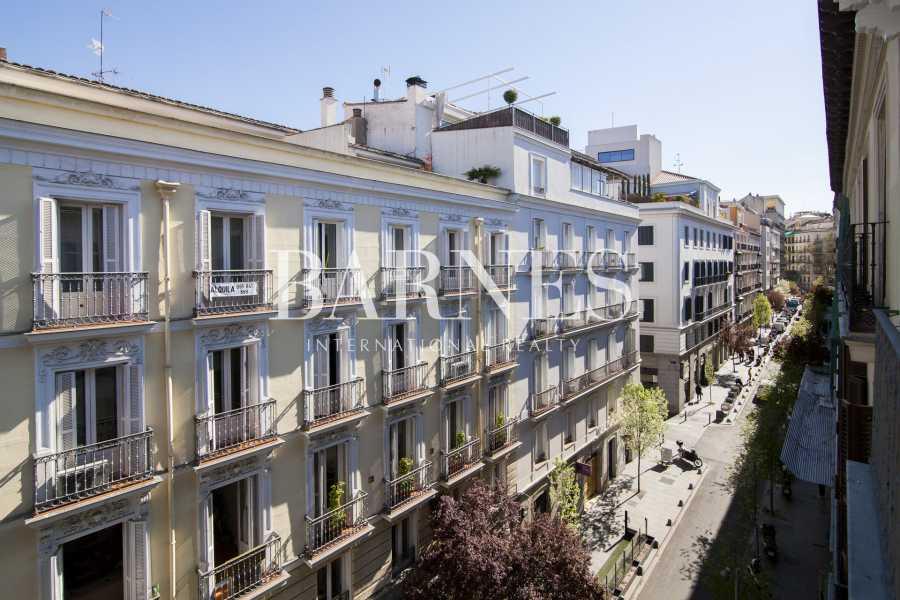 28001 Madrid - Recoletos - Luxueux penthouse quatre chambres Madrid