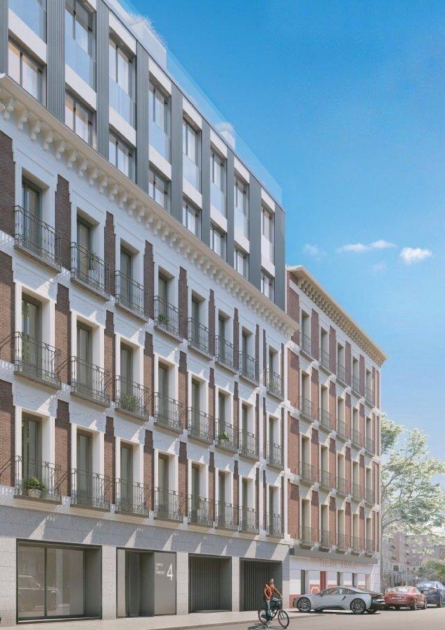 Madrid  - Piso 2 Cuartos 2 Habitaciones