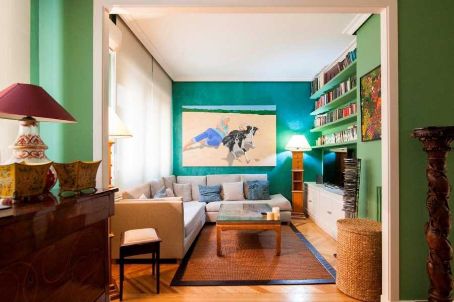 Madrid  - Apartment 4 Bedrooms