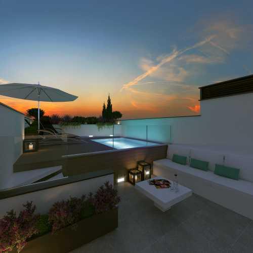 Madrid 28028 - Fuente del Berro - Programme Neuf - Duplex une chambre et terrasse Madrid  -  ref 3782945 (picture 2)