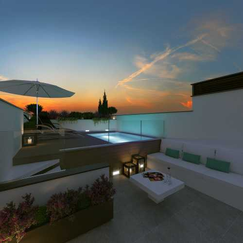 Madrid 28028 ? Fuente Del Berro ? New project 1 bedroom with terrace Madrid  -  ref 3784891 (picture 3)