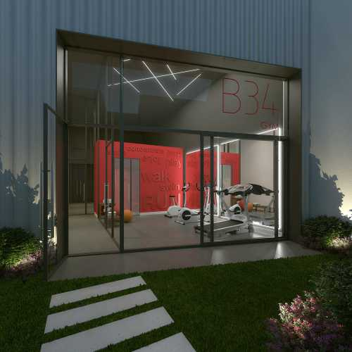 Madrid 28028 ? Fuente del Berro ? New development project 1 bedroom Madrid  -  ref 3784845 (picture 3)