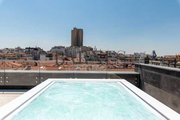 Madrid 28001 ? Recoletos ? Triplex on last floor new development Madrid  -  ref 3594576 (picture 2)
