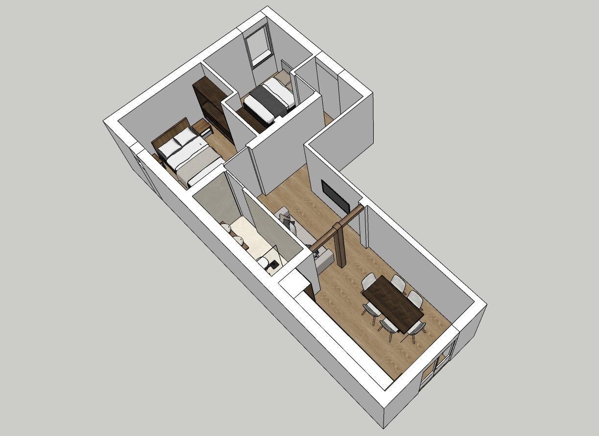 Madrid  - Piso 3 Cuartos 2 Habitaciones - picture 16