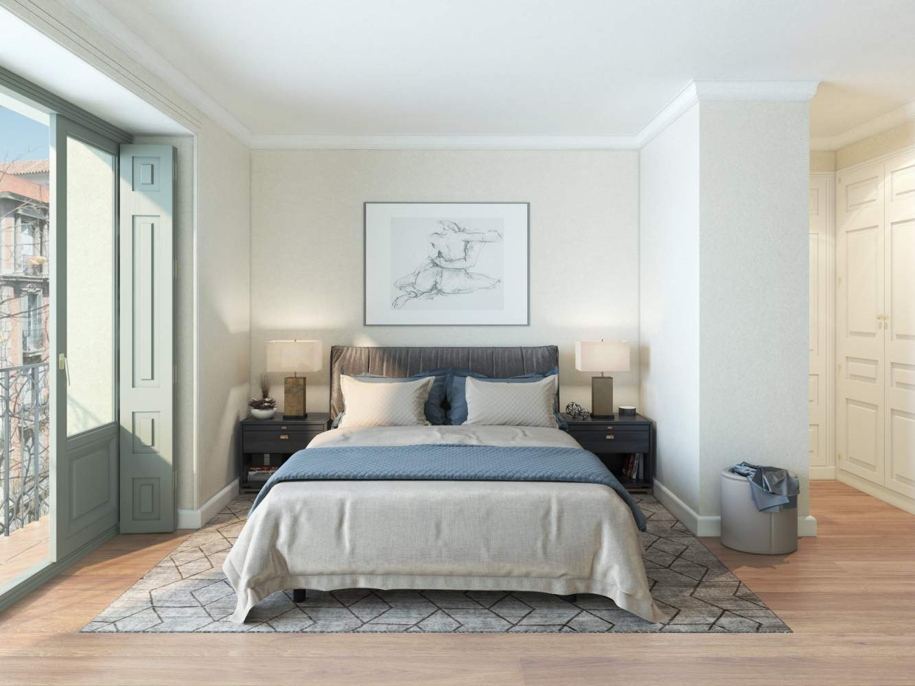 Madrid  - Apartment 3 Bedrooms - picture 7