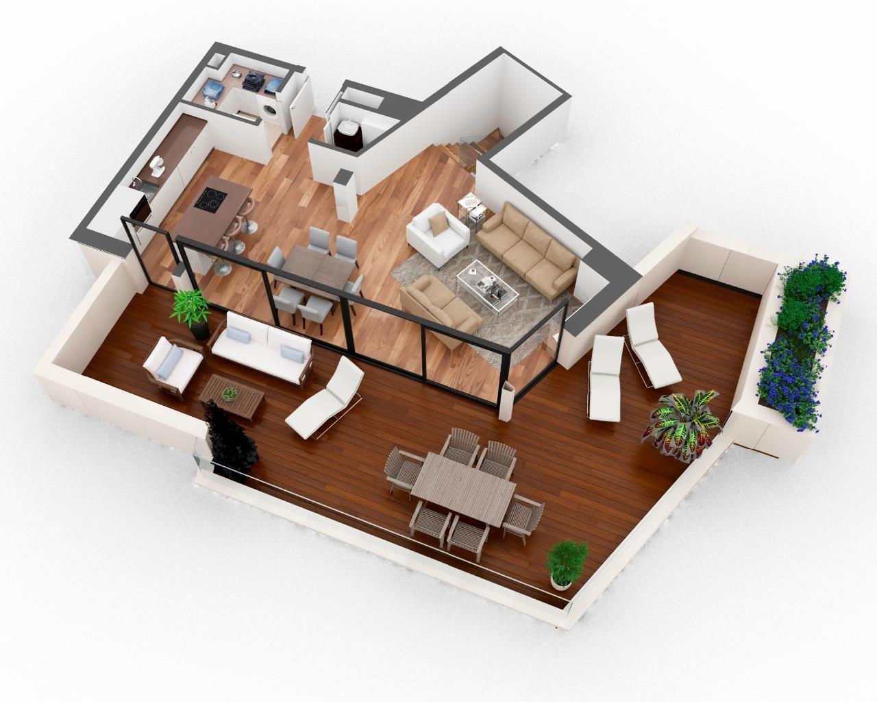 Madrid  - Dúplex 3 Cuartos 3 Habitaciones - picture 6
