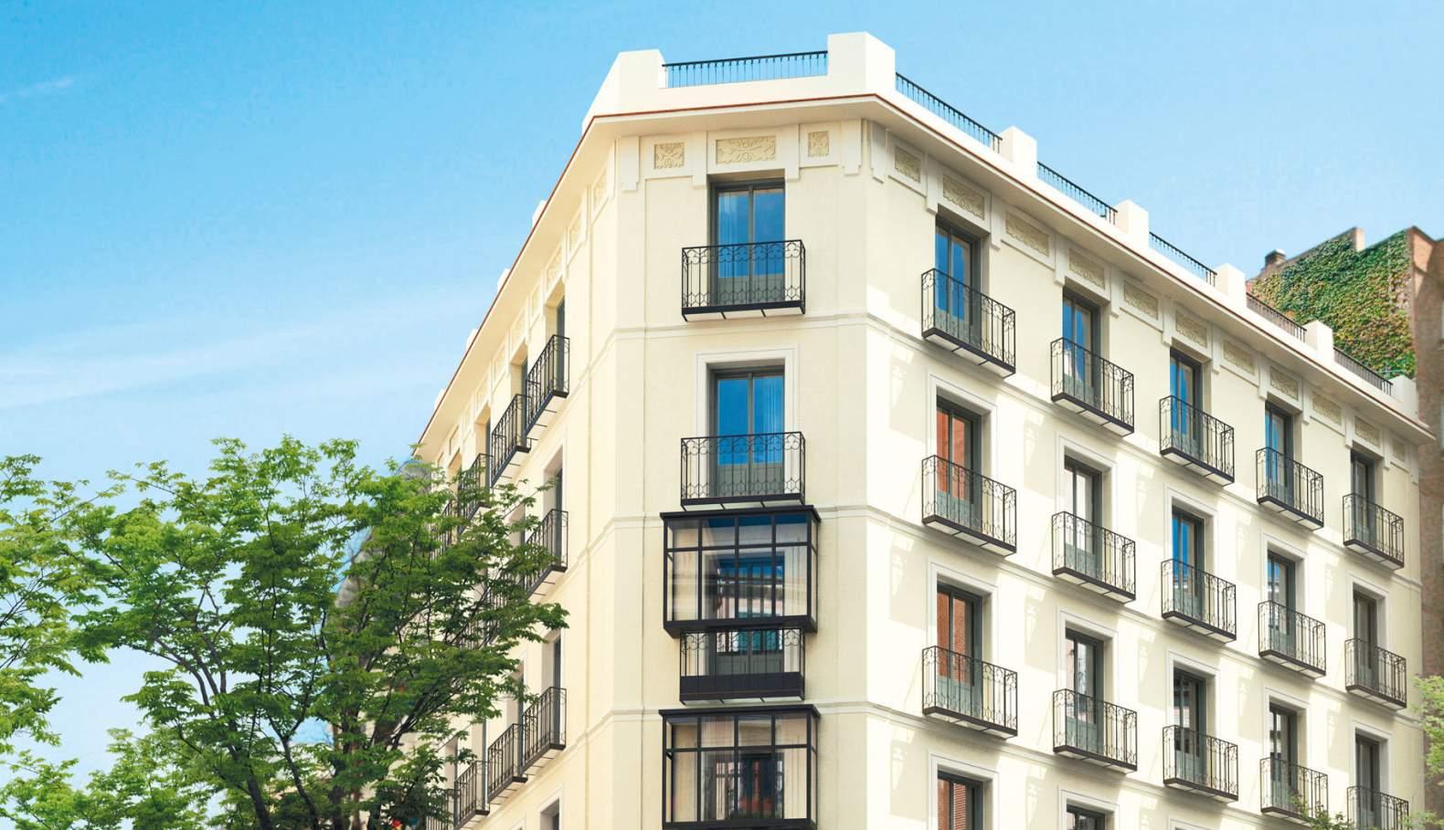 Madrid  - Estudio 1 Cuarto, 1 Habitacion - picture 1