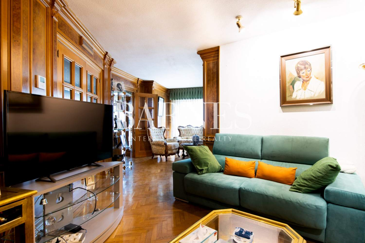 Madrid  - Appartement 7 Pièces 4 Chambres - picture 4